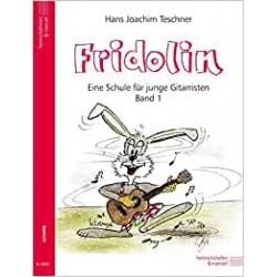 Fridolin, für Gitarre Eine...
