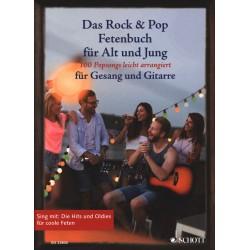 Das Rock und Pop Fetenbuch...