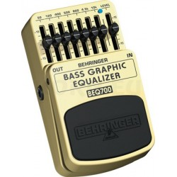 Behringer Bass Graphic...