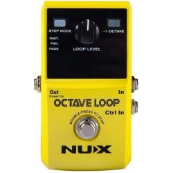 NUX Octave Loop Looper...